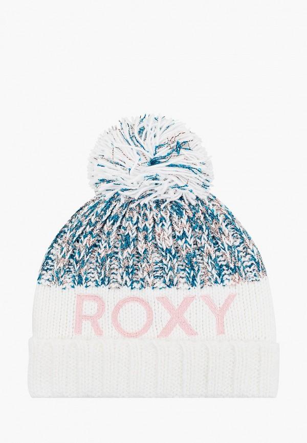 шапка roxy для девочки, разноцветная