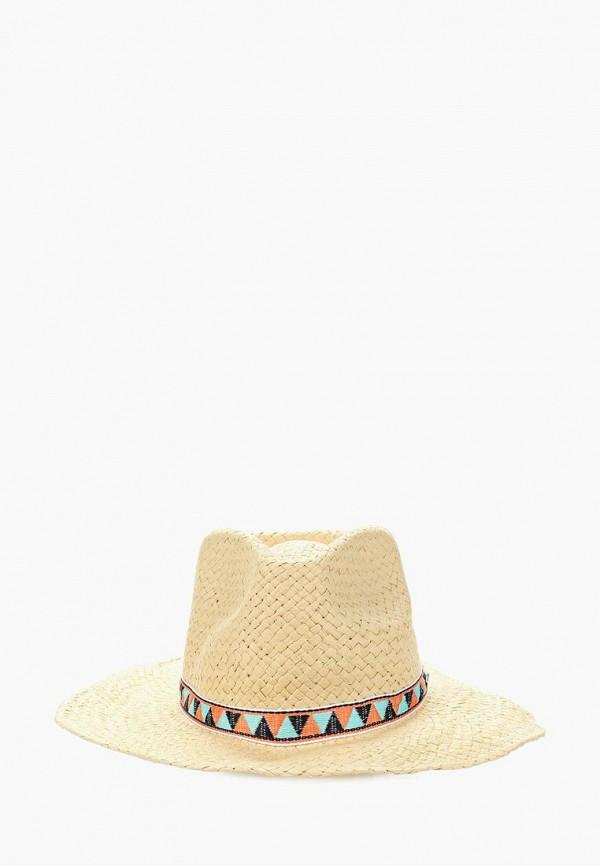 Купить Шляпа Roxy, RO165CWAKCR5, бежевый, Весна-лето 2018