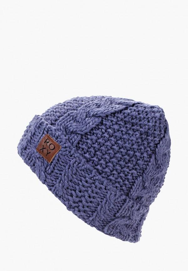 Купить Шапка Roxy, RO165CWCFHM0, синий, Осень-зима 2018/2019
