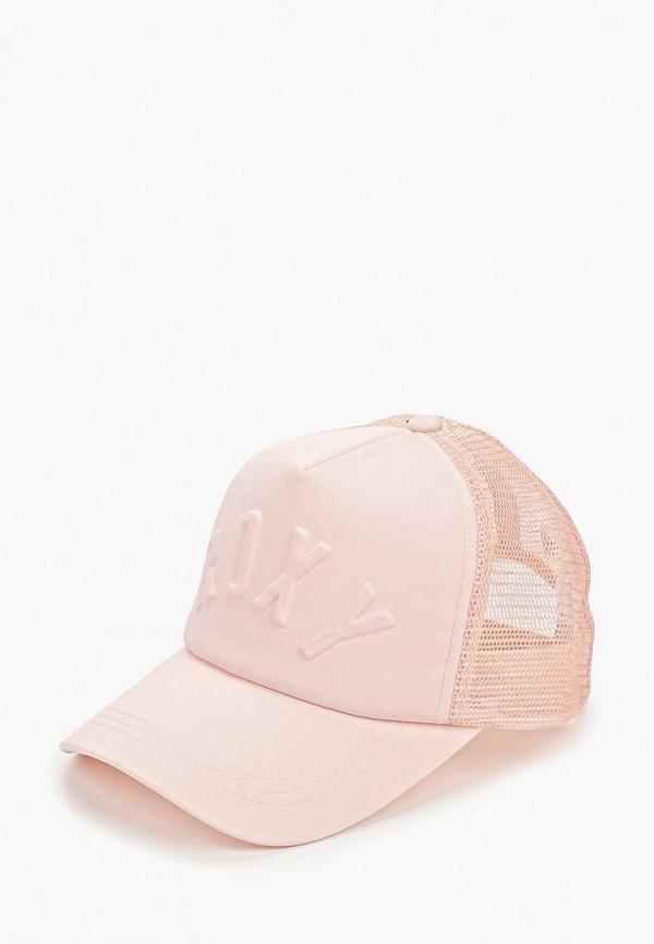 Купить Бейсболка Roxy, ro165cwedmq3, розовый, Весна-лето 2019