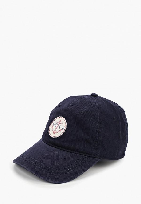 Купить Бейсболка Roxy, ro165cwedmq4, синий, Весна-лето 2019