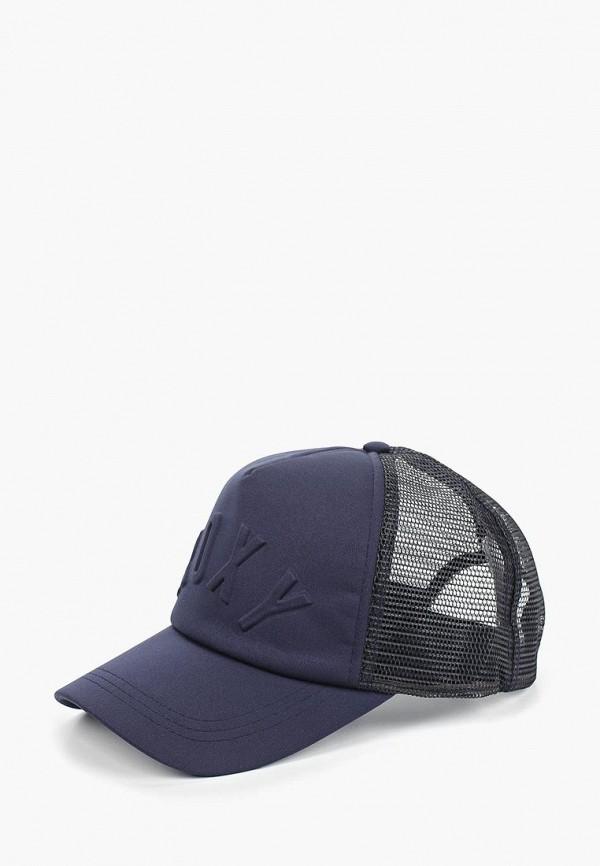 Купить Бейсболка Roxy, ro165cwedmq5, синий, Весна-лето 2019