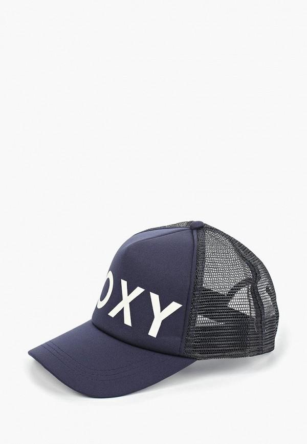 Купить Бейсболка Roxy, ro165cwedmq6, синий, Весна-лето 2019