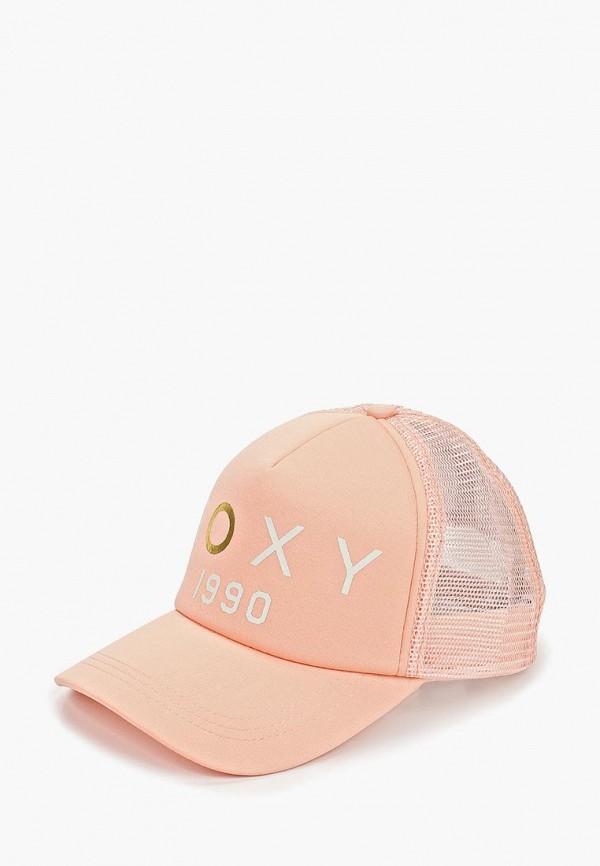 Купить Бейсболка Roxy, ro165cwedmr0, розовый, Весна-лето 2019