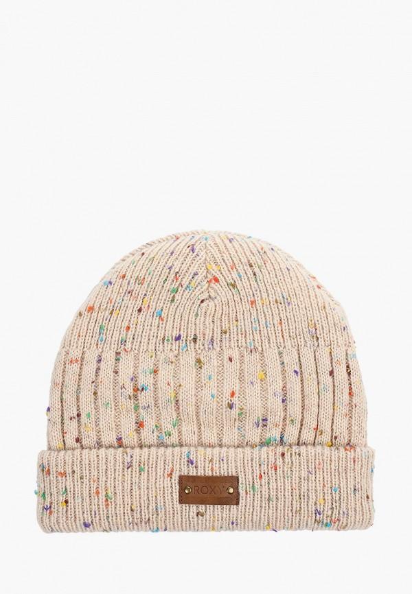 Шапка Roxy Roxy RO165CWEXKL2 шапка женская nuages цвет бежевый nh 5018 118 размер 52 58
