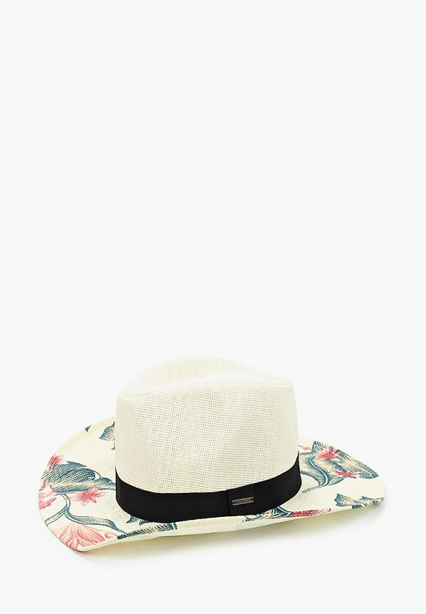 женская шляпа roxy, белая