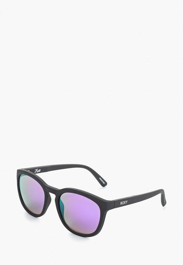 женские солнцезащитные очки roxy, черные