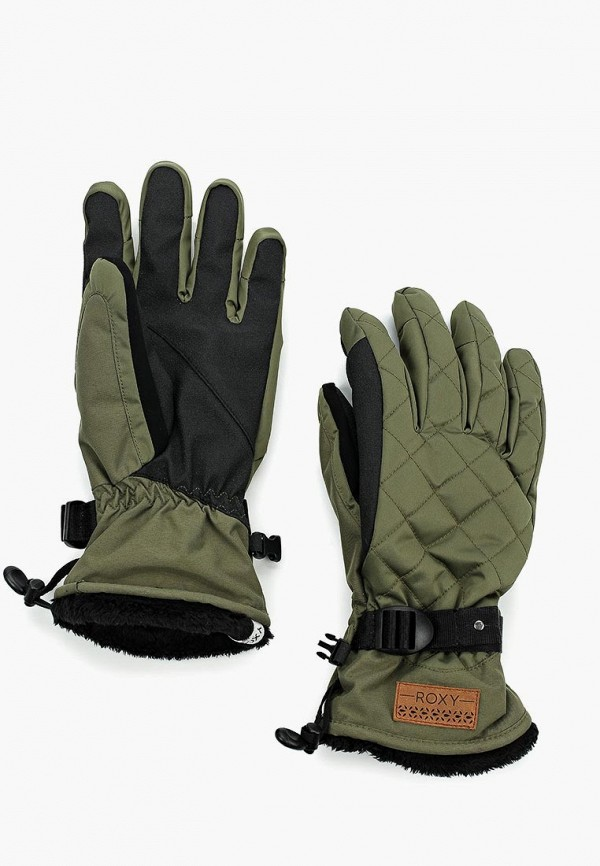 Перчатки горнолыжные Roxy Roxy RO165DWVOB07 варежки горнолыжные roxy roxy ro165dwvoe70