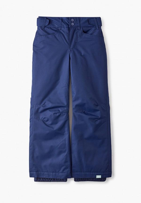 брюки roxy для девочки, синие