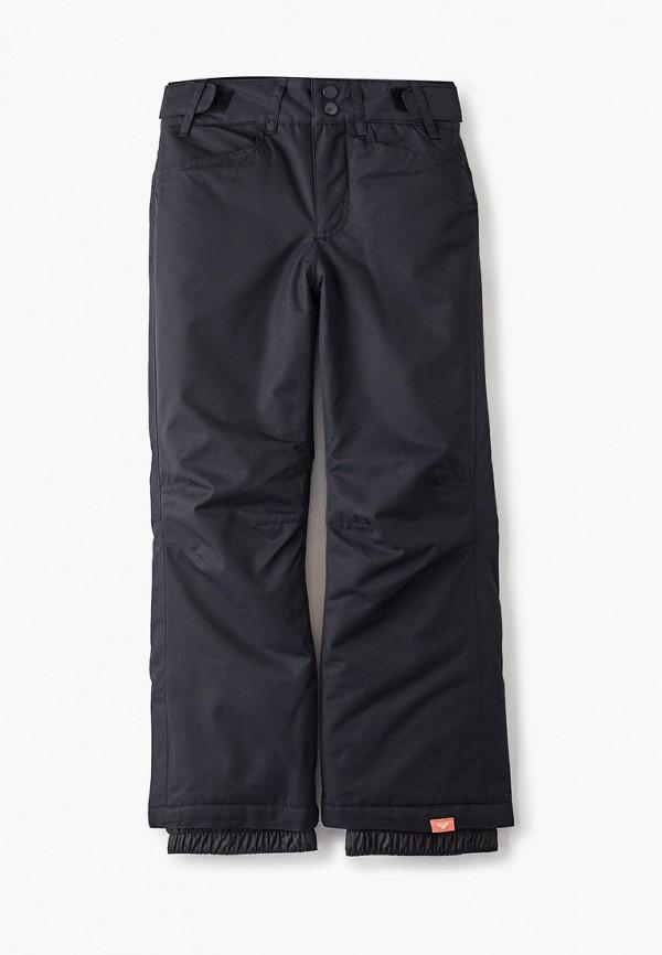 брюки roxy для девочки, черные