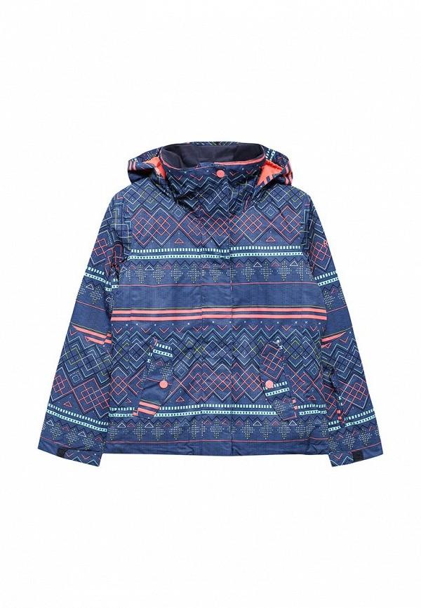 Купить Куртка горнолыжная Roxy, RX JET GIRL JK G SNJT BYB9, RO165EGVOJ91, синий, Осень-зима 2017/2018