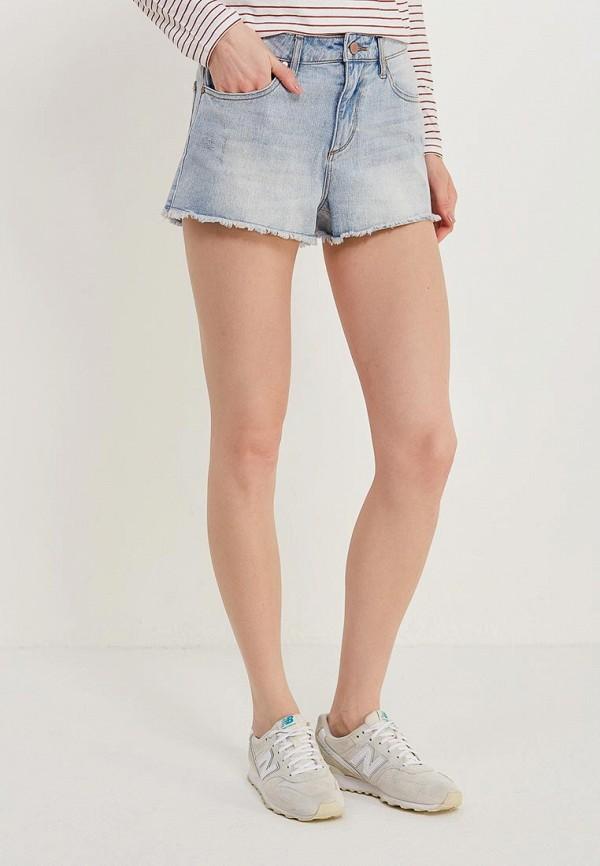 купить Шорты джинсовые Roxy Roxy RO165EWAKDI3 по цене 2720 рублей