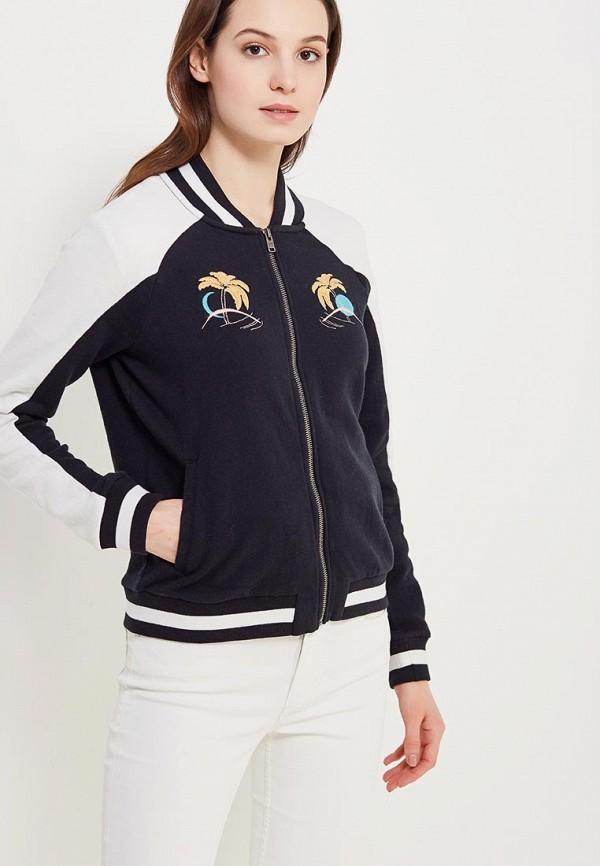 Олимпийка Roxy Roxy RO165EWAKDL5 куртка женская roxy цвет черный erjtj03125 kvj8 размер xs 40