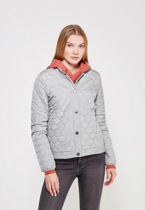 Купить Куртка утепленная Roxy, RO165EWAKDW9, зеленый, Весна-лето 2018