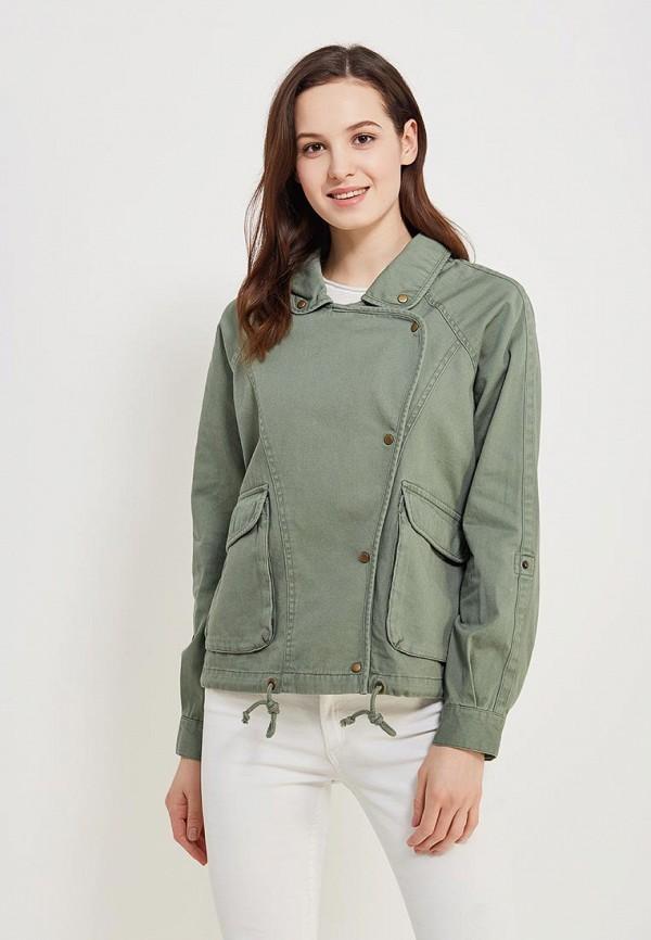 Купить Куртка Roxy, RO165EWAKDX3, зеленый, Весна-лето 2018