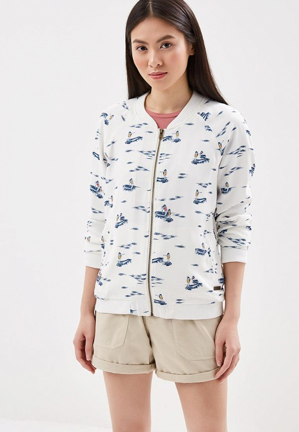 Купить Куртка Roxy, RO165EWAKDX7, белый, Весна-лето 2018