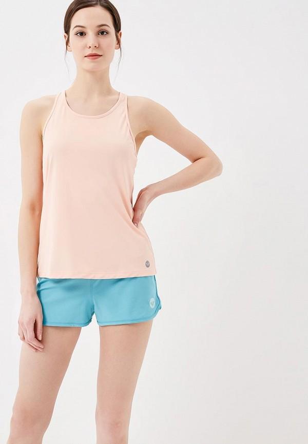 Купить Майка спортивная Roxy, RO165EWAKED0, розовый, Весна-лето 2018