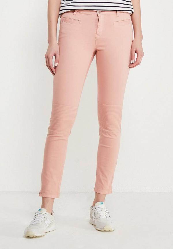 женские брюки roxy, розовые