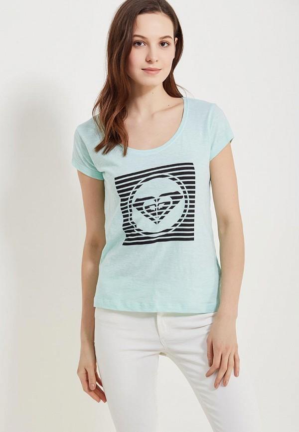 Футболка Roxy Roxy RO165EWAKEQ3 roxy футболка roxy sunset lovers b marshmallow xs