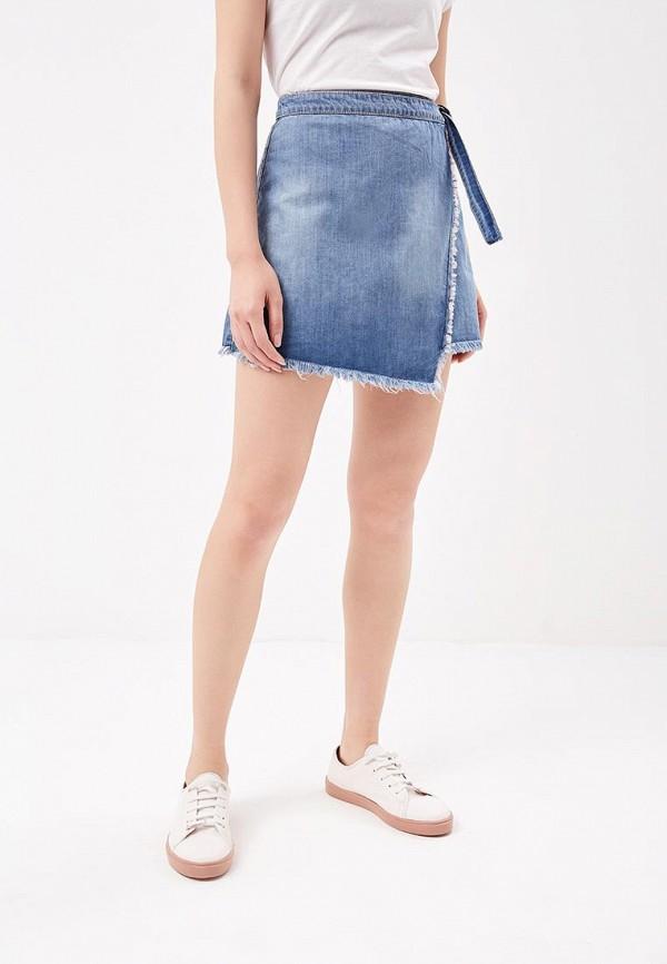 Юбка джинсовая Roxy Roxy RO165EWAKFH7 юбка женская roxy cosmia border placeme