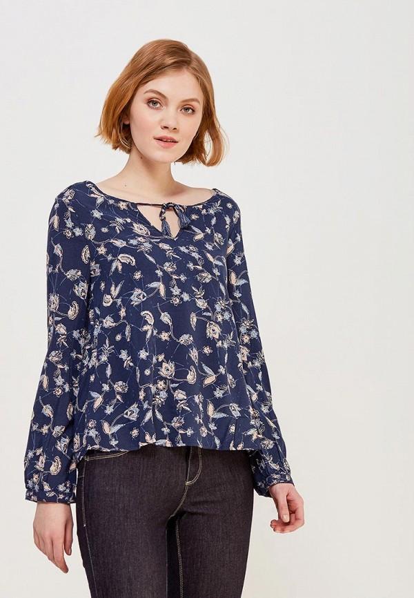 Фото - Блузу Roxy синего цвета