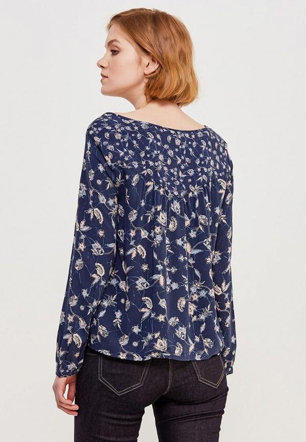 Фото 3 - Блузу Roxy синего цвета