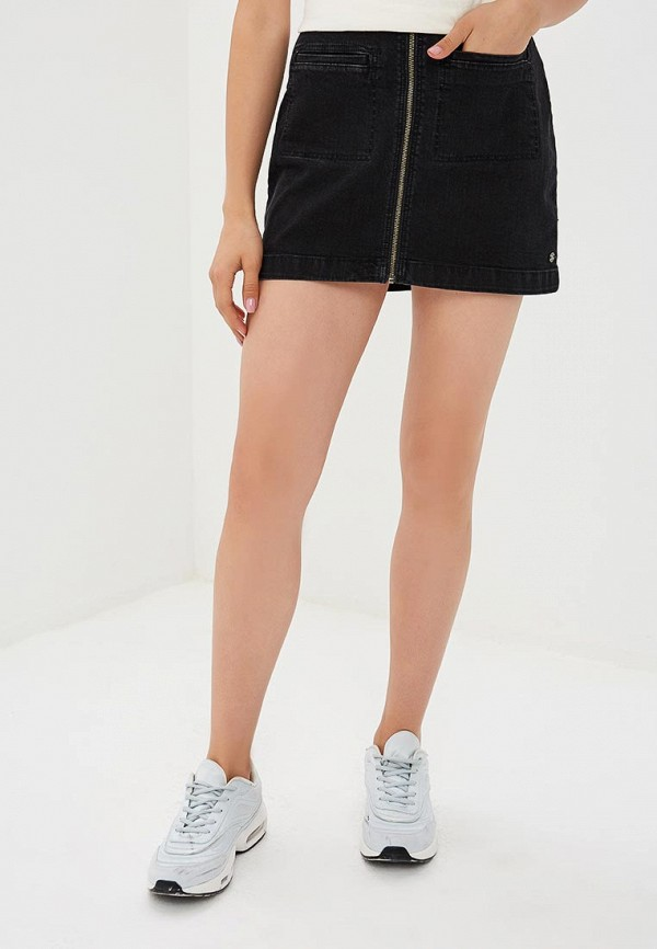 Юбка джинсовая Roxy Roxy RO165EWCFHX7 юбка женская roxy cosmia border placeme