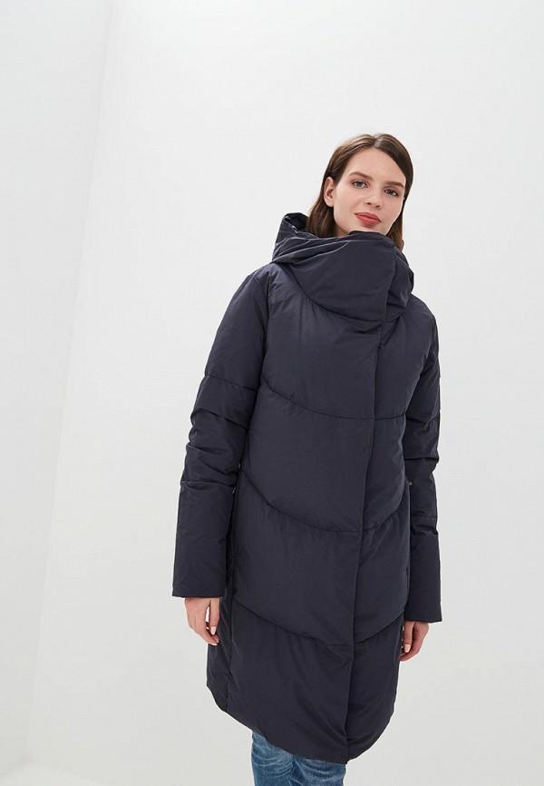 Купить Пуховик Roxy, ro165ewcfid3, синий, Осень-зима 2018/2019