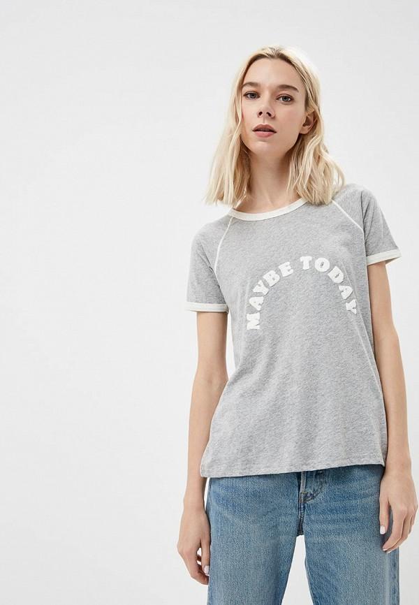 Футболка Roxy Roxy RO165EWCFII4 roxy футболка roxy sunset lovers b marshmallow xs