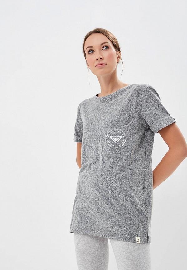 Футболка Roxy Roxy RO165EWCFIJ7 футболка roxy roxy ro165ewkcg05