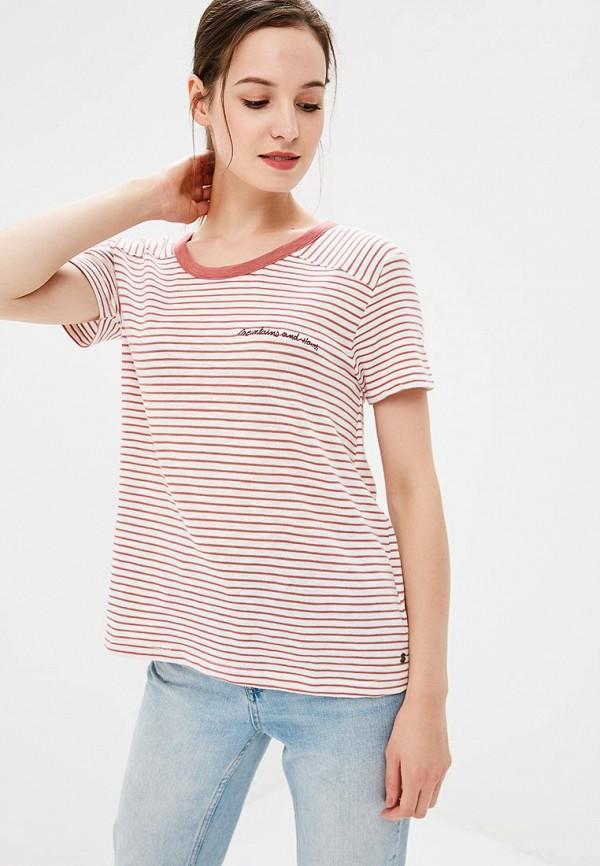 Футболка Roxy Roxy RO165EWCFIK1 roxy футболка roxy sunset lovers b marshmallow xs