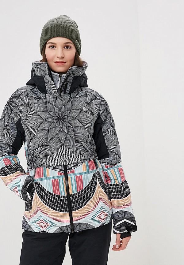 Купить Куртка горнолыжная Roxy, ro165ewcfim3, разноцветный, Осень-зима 2018/2019