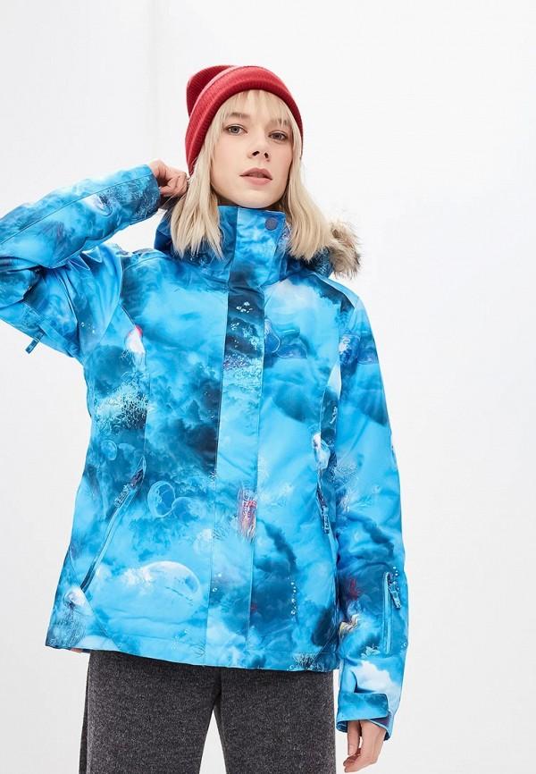 Куртка горнолыжная Roxy Roxy RO165EWCFIM4 куртка женская roxy erjtj00027 mkj2 синий
