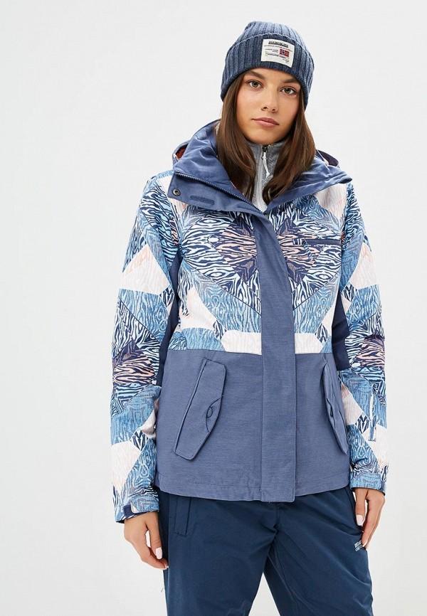 Куртка горнолыжная Roxy Roxy RO165EWCFIN6 куртка женская roxy erjtj00027 mkj2 синий