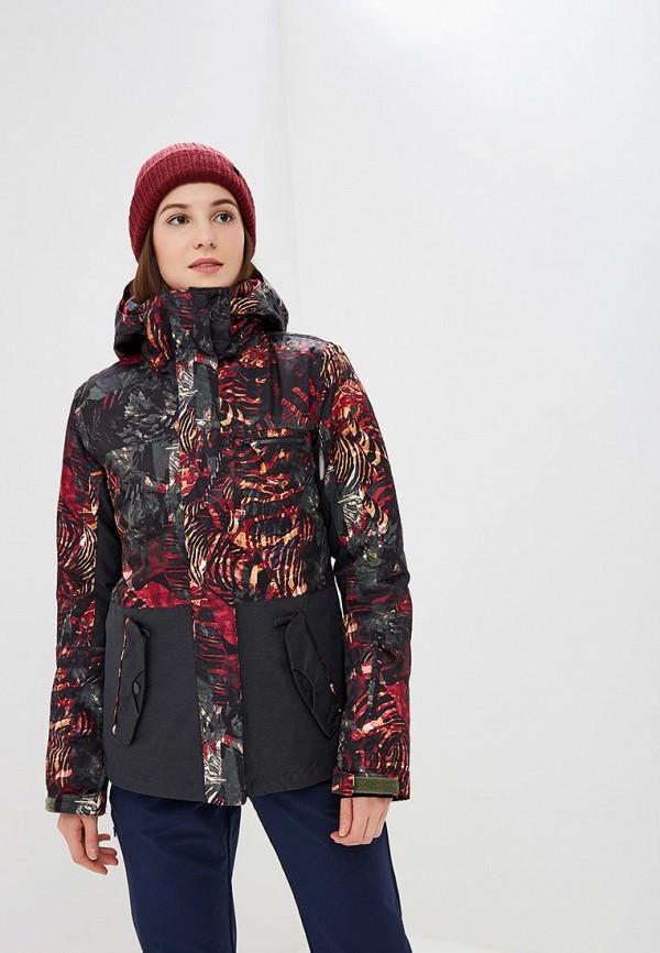 Куртка горнолыжная Roxy Roxy RO165EWCFIN7 куртка женская roxy цвет черный erjtj03125 kvj8 размер xs 40