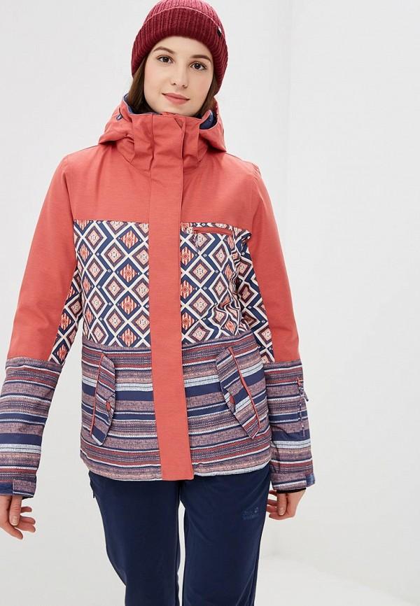Куртка горнолыжная Roxy Roxy RO165EWCFIN9 цены онлайн
