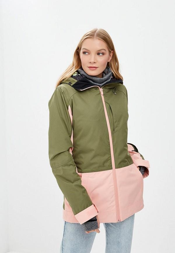 Куртка горнолыжная Roxy Roxy RO165EWCFIO2 цена