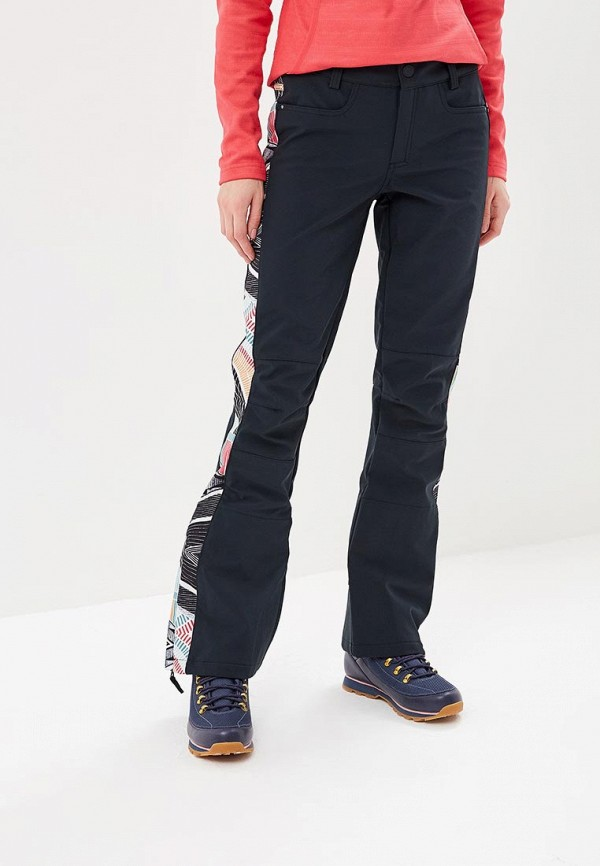 Брюки горнолыжные Roxy Roxy RO165EWCFIO8 цена