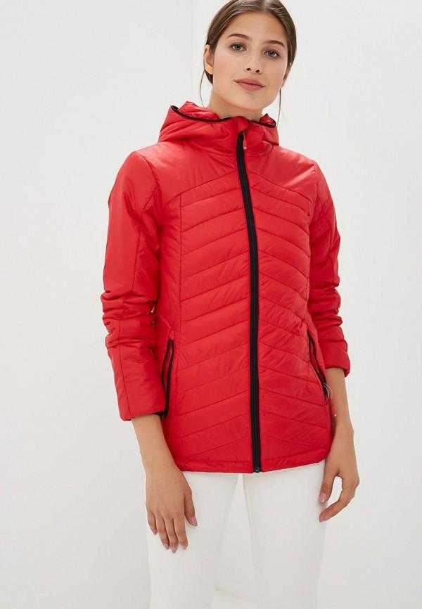 Купить Куртка утепленная Roxy, RO165EWCGVW6, красный, Осень-зима 2018/2019