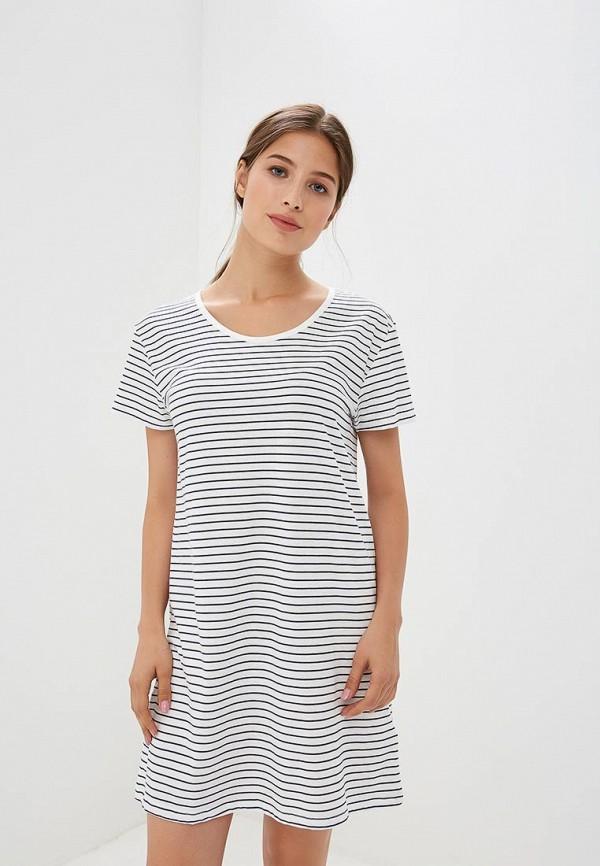 Купить Платье Roxy, ro165ewcgvx8, белый, Осень-зима 2018/2019