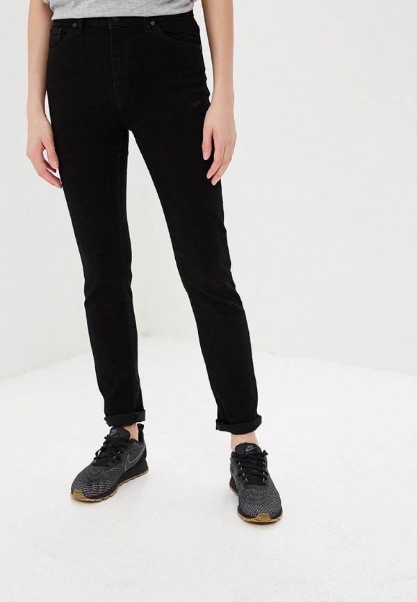 женские джинсы roxy, черные