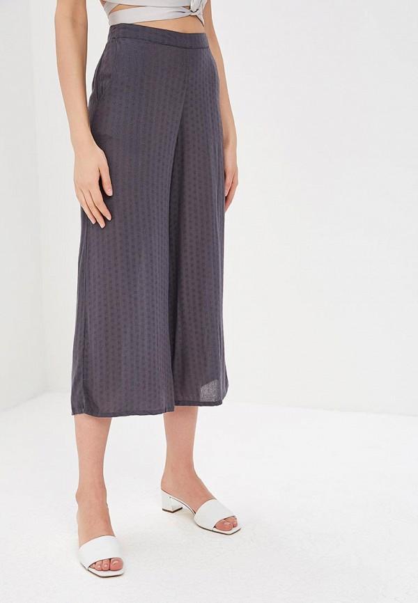 женские брюки roxy, серые