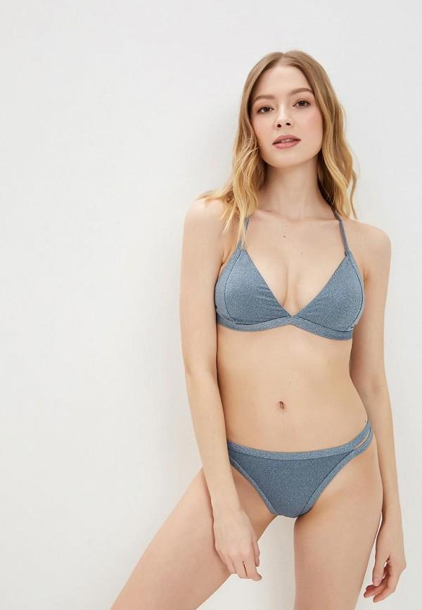 женский лиф roxy, синий