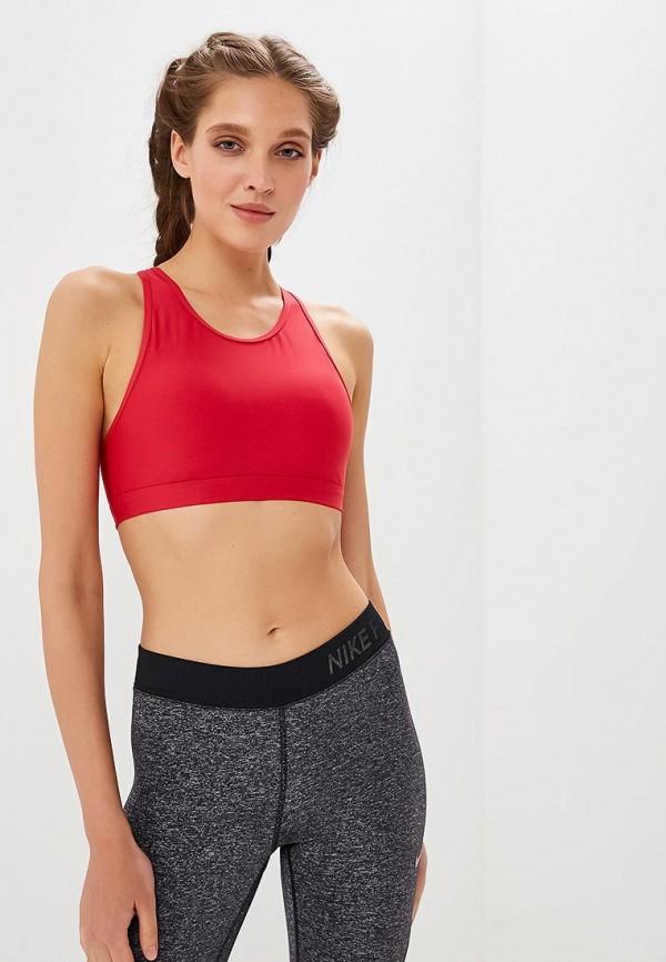 женский спортивные спортивный бюстгальтер roxy, красный