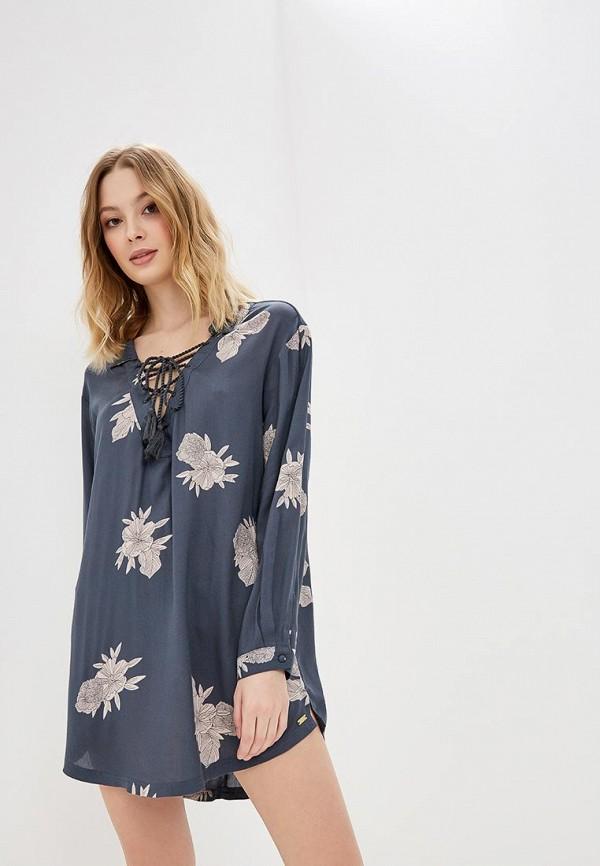 Платье Roxy Roxy RO165EWEGUR6 платье roxy roxy ro165ewakdh3