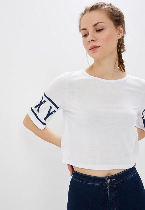 Футболка Roxy Roxy RO165EWEGUS6 футболка женская roxy russiancrew j tees palace blue