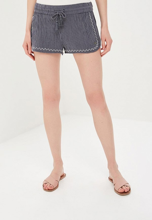 женские шорты roxy, серые