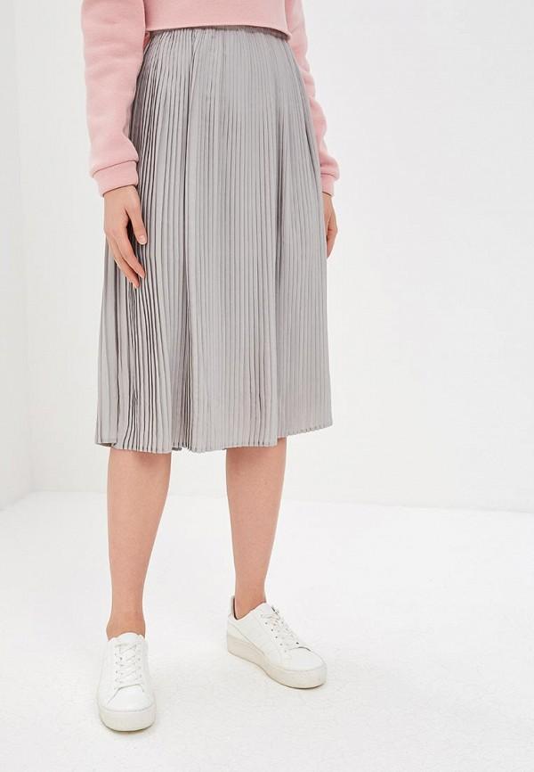 женская спортивные юбка roxy, серая