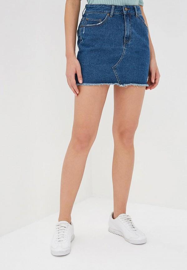 Юбка джинсовая Roxy Roxy RO165EWEGVB4