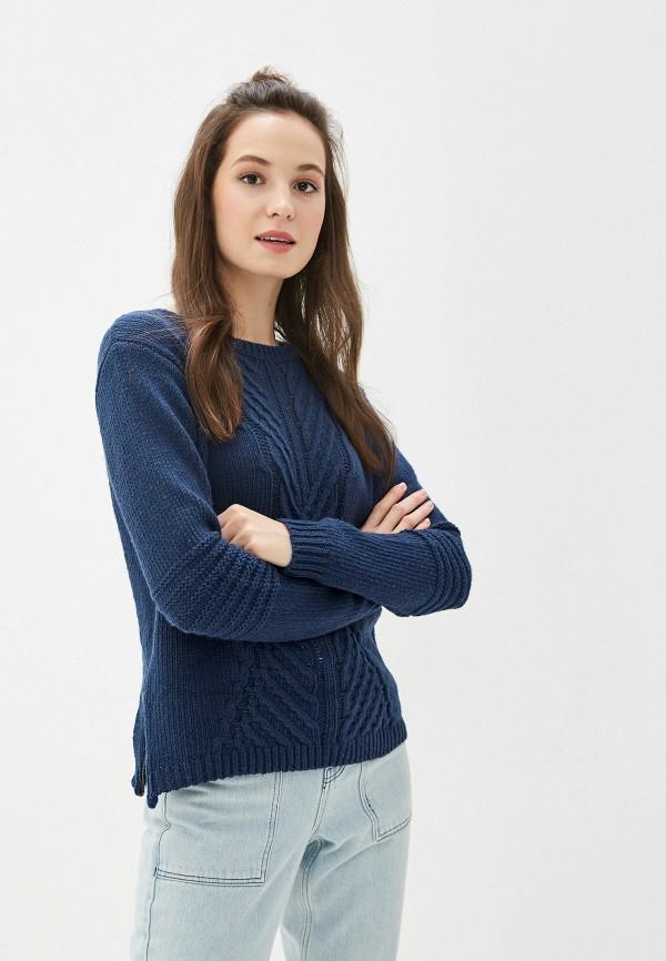 женский джемпер roxy, синий